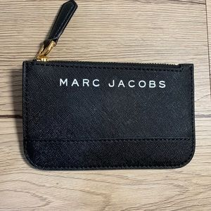 Marc Jacobs - Branded Saffiano Coin Pouch